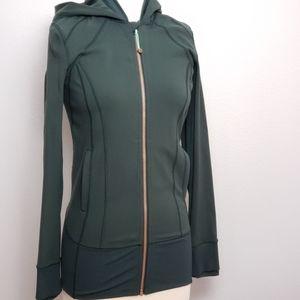 Lululemon hooded jacket size 6